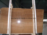 Yellow Wooden Marble for Flooring /Wall Cladding