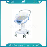 AG-CB021 Pretty ABS ISO&CE Hospital Baby Cot