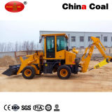 Wz25-16 Hydraulic Wheeled Tractor Backhoe Loader