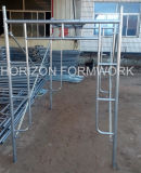 Manufacturer of Steel Frame Scaffold System with Competitive Price