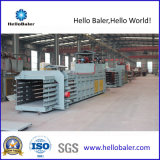 50HP HELLOBALER Horizontal Hydraulic Waste Paper Baling Press