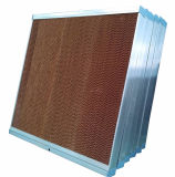 Evaporative Cooling Pad for Poultry Equipment