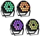 Cheap RGBW LED PAR 4in1 18X10W Light PAR Can LED Wash Effect LED PAR Light Stage Lighting