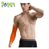 fashion Breathable Sports Elbow Support Brace Non-Slip Exercise Friendly Compression Arm Sleeve