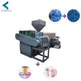 Single and Double Screw Extruder Recycling Plastic Pellet Manufacturing Machine Price Plastic Granulating