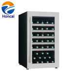 Display Cabinet Fridge Stainless Door Wine Cellar, Wine Cooler