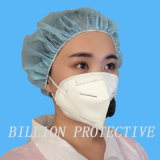 Flat Folded Face Mask Disposable Dust Mask Withce