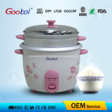 Stable Drum Shape Family Use Rice Cooker with Fashion Flower Design UL GS Ce CB Certificate