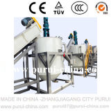 Pet Waste Plastic Bottle Recycling Machinery with Capacity 1000kg/H