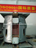 Copper Scrap Melting Induction Furnace