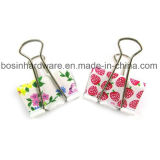 High Quality Colored Metal Binder Clips