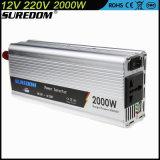 Retail Wholesale DC AC 2000W Inverter Sigle Output Type Converter