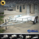 Standard Car Trailer of Tandem Axle (SWT-CT166)