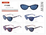 Wholesale Stock Eyewear Small Order Acetate Frame Sunglasses