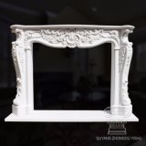 Granite Stone Carving Home Decoration Marble Fireplace Surround
