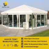 Air-Conditioned 10m Dia. Octagonal Party Tent