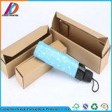 Cheap Printed Corrugated Umbrella Packaging Gift Box