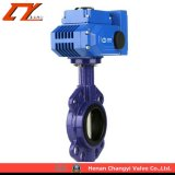 High Quality Electric Actuator Ductile Iron Valve Electric Butterfly Valve