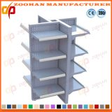 Gondola Frames Four Way Shelving Rack Standard Walmart Shelves (Zhs348)