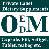 Health Food Private Label Dietary Supplements