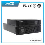 Electronic Equipment Double Conversion Online Rack Type UPS