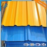 Bwg34 Corrugated Gi Steel Roof Sheet with SGS Certification