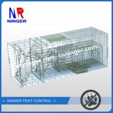 High Quality Steel Trap Wire Cat Catcher Animal Cages