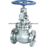 Casting Steel Flanged Industrial Globe Valve