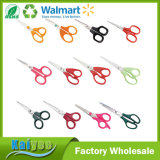 5-Inch Blunt Tip Safety Plastic Children Scissor Shool and Household