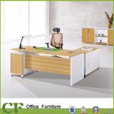 Modern New Wooden Office Desk Furniture with Mobile Cabinet