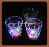 Flashing Shot Glasses LED Lamp Cup LED Shot Cup for Party, Bars Ect