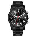 Muniti Cheap Cost Men Quartz Wrist Watch with China Movement