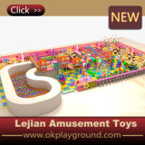 Commercial Children Indoor Soft Playground (T1502-6)