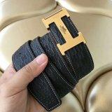 Men Leather Belt Luxury Leather Belt H01