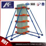 Fast Lock Column Formwork System PVC&Steel Column Formwork Factory Price China Made