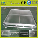 Outdoor Performance Equipment Aluminum Acrylic Stage