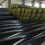API 5L L360 L245 L460 Black Line Steel Pipe Price for Warehouse Roof Support