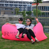New Production Banana Fast Inflatable Air Sleeping Sofa Bed Bag for Travel