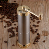 High Quality Stainless Steel Conical Burr Hand Operated Coffee Grinder