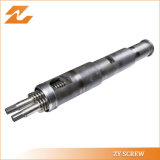 Extruder Conical Twin Screw Barrel for Extrusion Machine