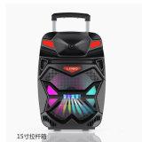 New Design 15 Inch Woofer OEM Outdoor Audio Party Bluetooth Altavoz Speaker