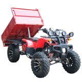 250cc Farm ATV with Automatic Elevator Trailer
