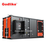 Factory Sell 800kVA 640kw Perkin Soundproof Diesel Generator Set Manufacturer