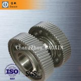 Heavy Truck Reduction Gearbox Forged Applied OEM Steel Straight Gears
