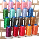 Cheap 120d/2 20g 100% Rayon Embroidery Thread