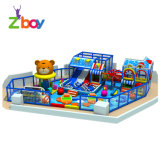 Safety Colorful Naughty Castle Children Commercial Indoor Playground