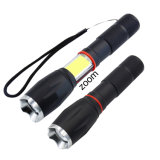 Ultrafire LED High Power Rechargeable Flashlight for Camping