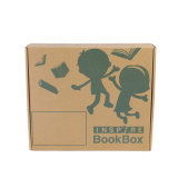 Double Wall Corrugated Cardboard Mailing Outer Carton Box