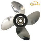4 Baldes 50-130 HP 13 X19 Boat Prop Matched YAMAHA Stainless Steel Marine Outboard Propeller RC Boat Propeller
