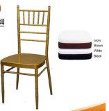 Wedding Banquet Metal Golden Chiavari Tiffany Stackable Chair